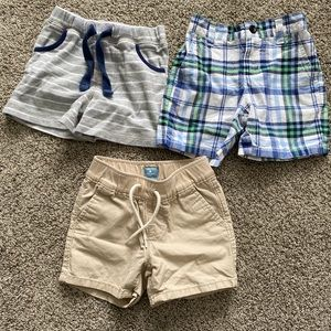 6-12 month shorts lot